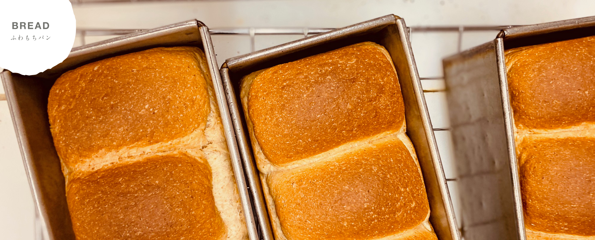 ふわもちパン